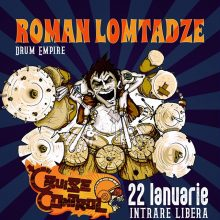 SoundArt Festival Warm-Up Party in Quantic, cu Roman Lomtadze Drum Empire si Cruise Control