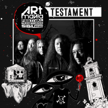 Testament @ Artmania Festival 2020
