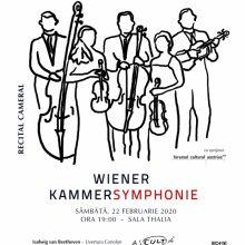 Wiener Kammersymphonie în concert extraordinar la Sibiu