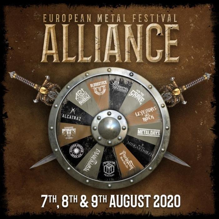 ARTmania anunță The European Metal Festival Alliance