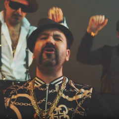 "1000facez a lansat un videoclip nou – ""Barbidura"""