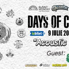 """""""LIA (Ramai Cumva)"""", varianta acustica, in premiera in cadrul evenimentului """"Acoustic Satellites"""", 9 iulie, club Quantic"""