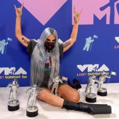 Lady Gaga a dominat lista castigatorilor MTV Video Music Awards 2020