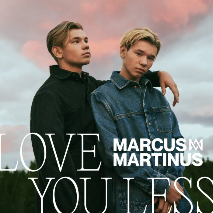 "Marcus si Martinus lanseaza single-ul ""Love You Less"""
