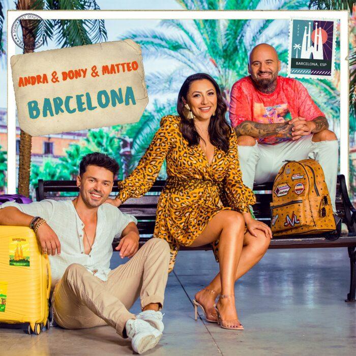 """Pasagerii zborului cu direcţia Barcelona sunt asteptaţi la poarta """"online"""": Andra, Dony şi Matteo ne invităîntr-o călătorie muzicală"""