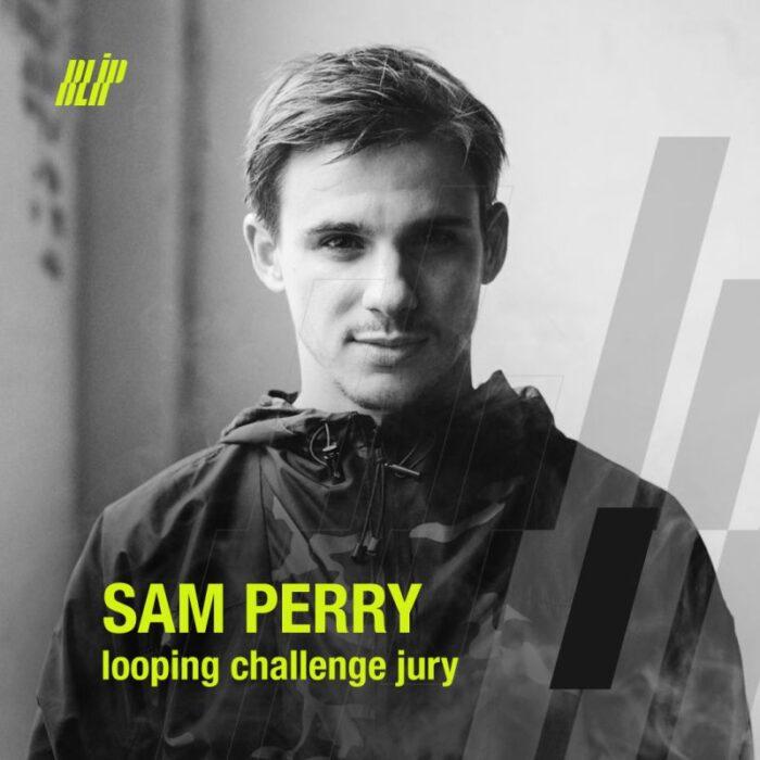 Sam Perry, câștigător The Voice Australia- în juriul competițiilor lansate de BLIP – prima platformă de beatbox și looping din România