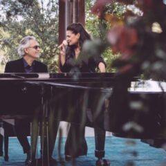 """Andrea Bocelli a lansat un duet cu Cecilia Bartoli pentru melodia """"Pianissimo"""""""