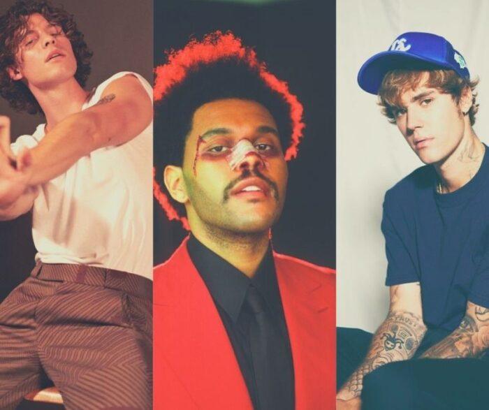 FW: Taylor Swift, The Weeknd si Justin Bieber – marii castigatori ai galei American Music Awards 2020