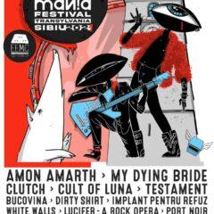 ARTmania Festival 2021, line-up si detalii bilete