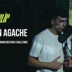 Cosmin Agache, finalist la show-ul Românii au talent, a câștigat BLIP Romanian Beatbox Challenge