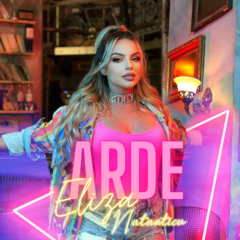"""Eliza Natanticu lanseaza single-ul """"Arde"""""""