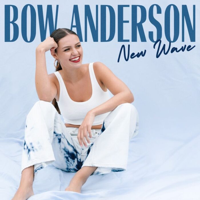 """Bow Anderson lanseaza EP-ul """"New Wave"""""""