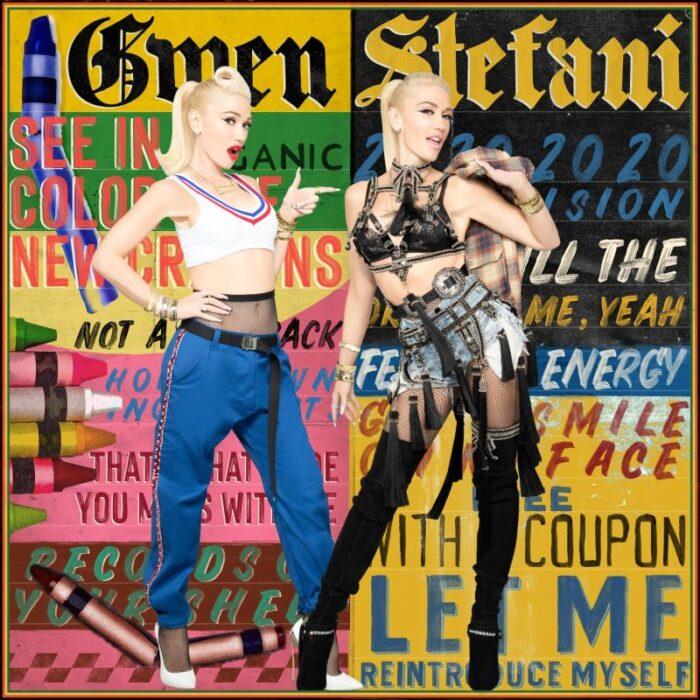 "Gwen Stefani isi celebreaza cariera prin videoclipulpiesei""Let Me Reintroduce Myself"""