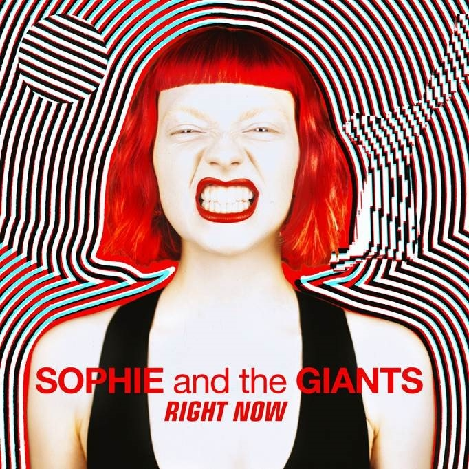 """Sophie and the Giants lansează single-ul """"Right Now"""""""