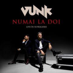 """Trupa Vunk lansează albumul """"Numai la doi"""""""
