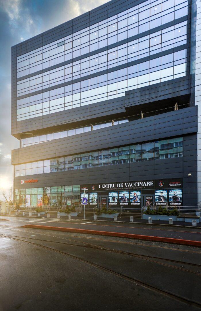 Globalworth devine primul dezvoltator imobiliar din România care oferă un spațiu de birouri pentru un centru de vaccinare anti-COVID