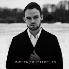 "James TW lanseaza single-ul ""Butterflies"""