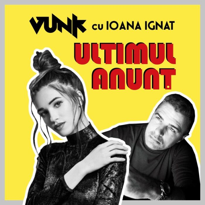 """Trupa VUNK colaborează cu Ioana Ignat pentru melodia """"Ultimul Anunț"""""""