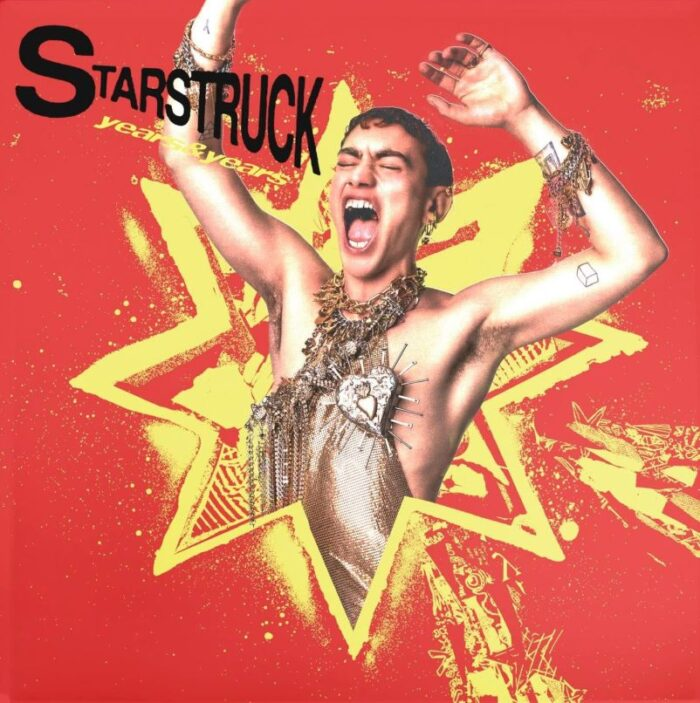 "Years & Years a revenit cu single-ul ""Starstruck"""