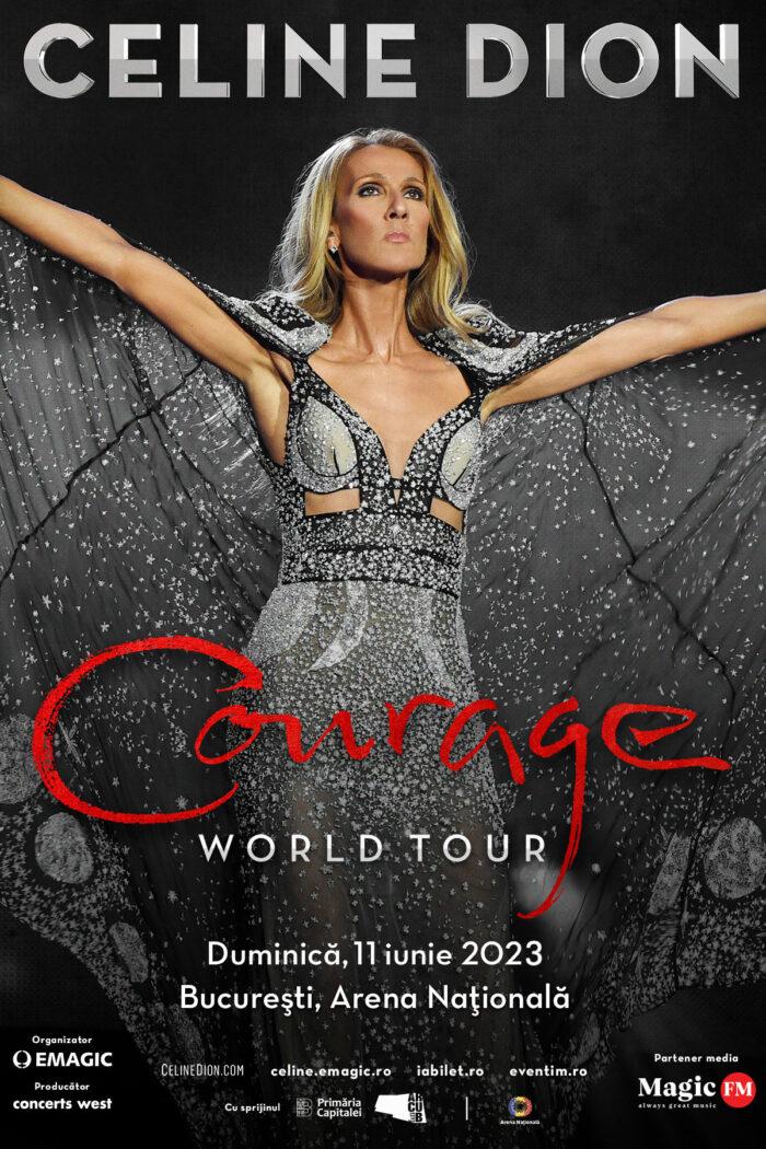 Concertul Celine Dion de la Bucuresti se reprogrameaza, biletele raman valabile
