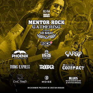 Mentor Rock Gathering - In Memoriam Adi Bărar