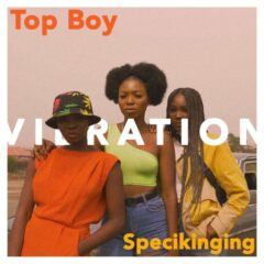 "Piesa perfecta pentru vara! Top Boy si Specikinging lanseaza single-ul ""Vibration"""