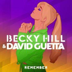 """Becky Hill si David Guetta lanseaza single-ul """"Remember"""""""