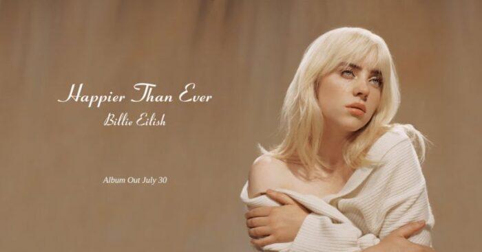 """Billie Eilish lanseaza piesa """"Lost Cause"""""""
