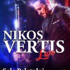 Concert Nikos Vertis Live la Sala Palatului