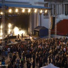 Galerie foto concert aniversar Trooper la Arenele Romane