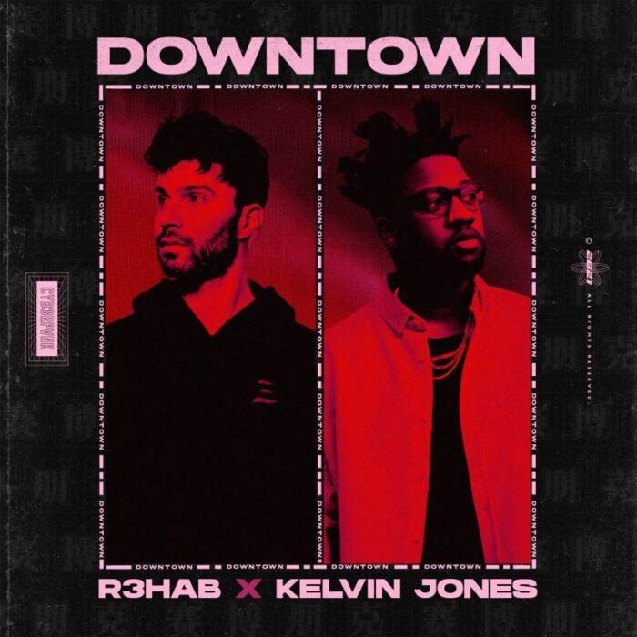 "R3HAB a lansat ""Downtown"", impreuna cu Kelvin Jones"