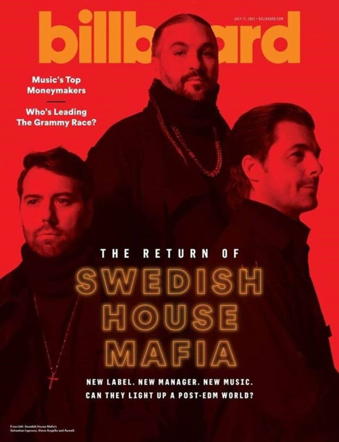 "Swedish House Mafia revine cu piesa ""It Gets Better"""