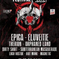 Program pe zile si reguli de acces la Maximum Rock Festival 2021