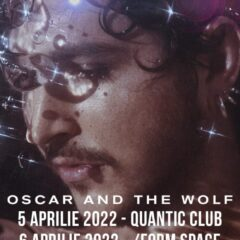 Oscar and the Wolf – Doua concerte in Romania in 2022