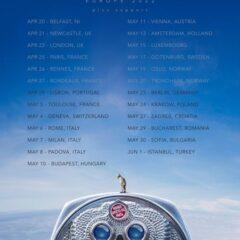 Dream Theater - Top Of The World Tour - ajunge si la Bucuresti